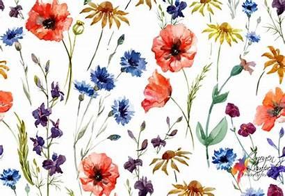 Prints Patterns Floral Flowers Natural Flower Funky