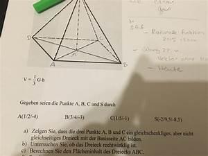 Seitenhalbierende Dreieck Berechnen Vektoren : dreieck fl che des dreiecks berechnen vektoren mathelounge ~ Themetempest.com Abrechnung
