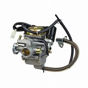 24mm Pd24j Carburetor For 125cc