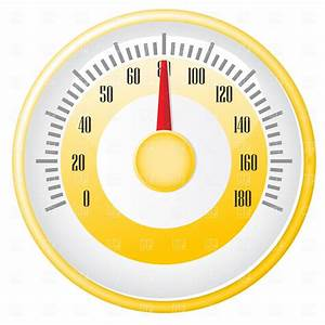 Retro speedometer Vector Image #1783 – RFclipart