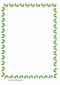 christmas page borders With christmas border letter size paper