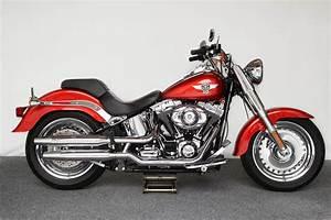 Harley Fat Boy : used harley davidson fat boy 345km iron motorcycles ~ Medecine-chirurgie-esthetiques.com Avis de Voitures
