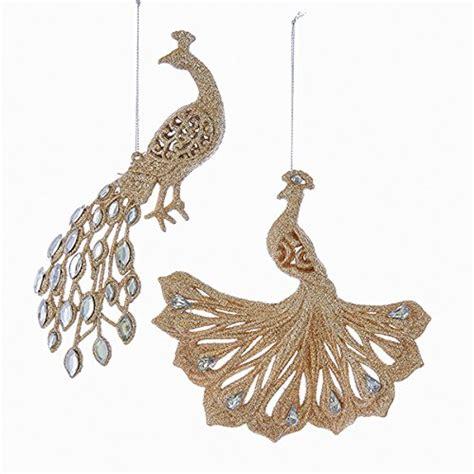 peacock tree ornaments for a lavish christmas decor it s