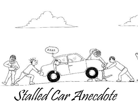 Stalled Car Anecdote