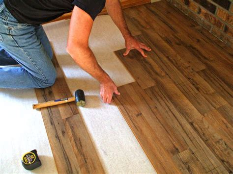 installing a wooden floor making alterations to your home north devon homes