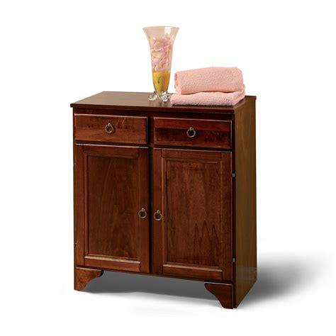 mobiletto da bagno mobiletto arte povera cm 66 con 2 ante e ripiani interni