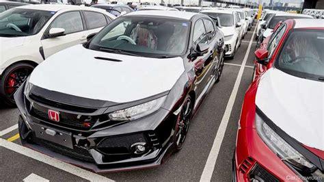 Honda Australia Rolls Carpet Out For New Civic Type R