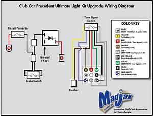 Club Car Wiring Diagram Turn Signal