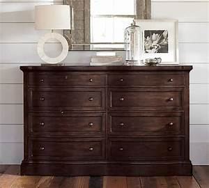 pottery barn extra wide dresser bestdressers 2017 With banks bed pottery barn