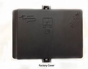 Fuse Box Cover - 2011-2012     300250