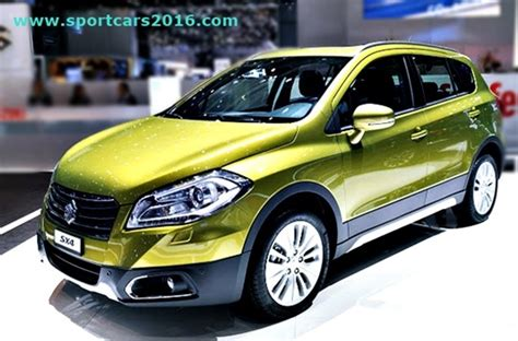 Suzuki Sx4 Crossover Review by 2016 Suzuki Sx4 Crossover Review Specs Price Family
