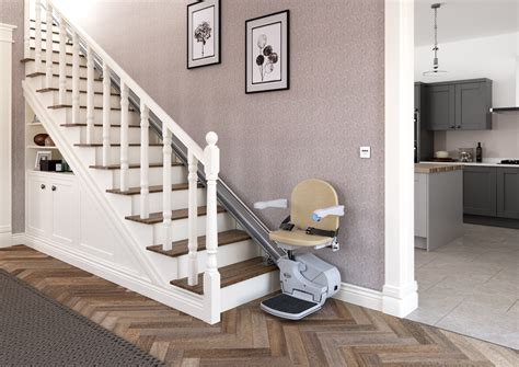Home Stair : Home Elevator Vs. Stair Lift Vs. Platform Lift-handicare