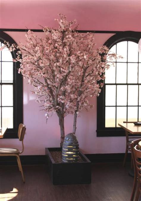 Silk Cherry Blossom Tree - Make Be-Leaves
