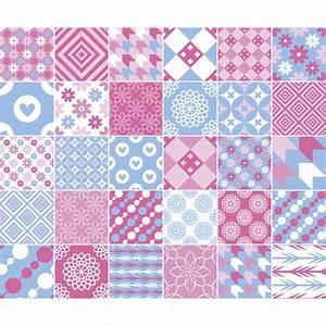 Stickers Carreaux De Ciment : 30 stickers carreaux de ciment scandinave eivor salle de ~ Premium-room.com Idées de Décoration
