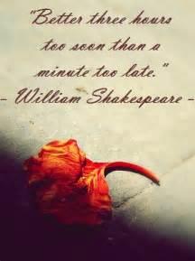 William Shakespeare Poem Quotes