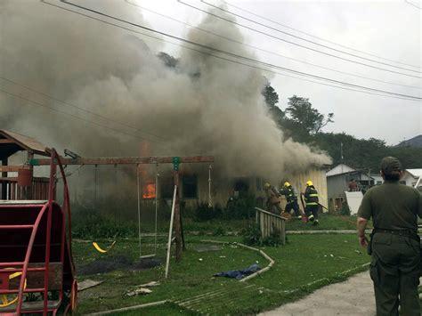 Ovejeronoticias  Incendio Consumió Vivienda En Villa