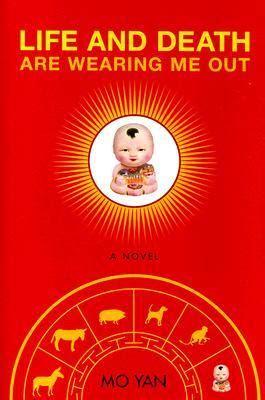 life  death  wearing    mo yan reviews