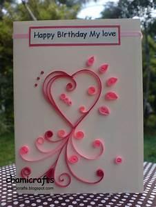 Handmade Love Greeting Cards For Boyfriend. Homemade ...