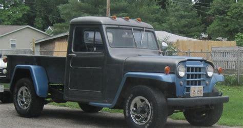ella maes  jeep truck