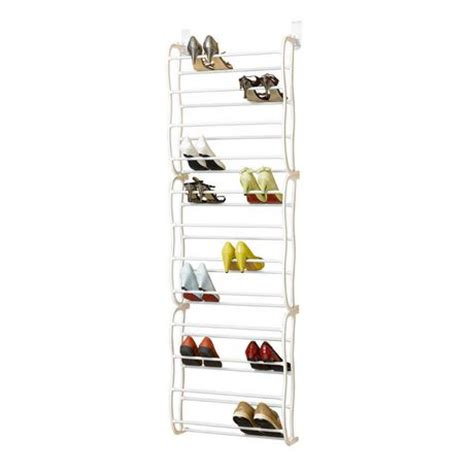 walmart shoe rack 36 pair the door shoe rack walmart canada