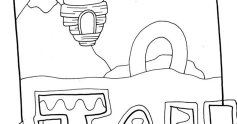 Utah Coloring Page By Doodle Art Alley