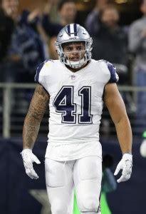 Cowboys Won't Tender RFA FB Keith Smith; Falcons Have Interest