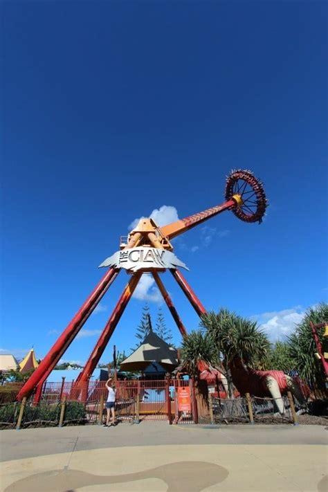 dreamworld coast theme park why claw washing machine being into
