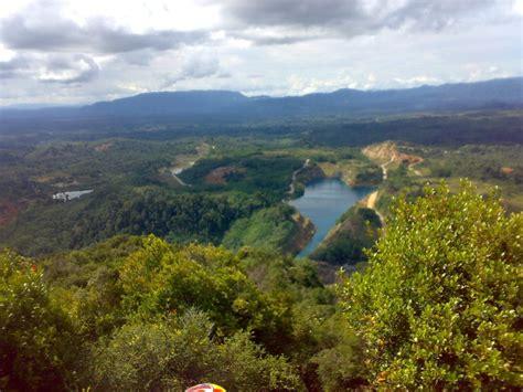 taman nasional bukit baka bukit raya wisata alam