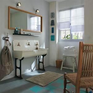 abreuvoir de salle de bain photo 1 1 pour une salle de With salle de bain style campagne