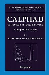 Calphad  Calculation Of Phase Diagrams   A Comprehensive