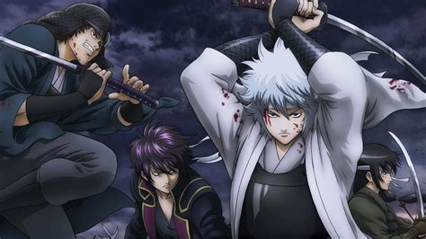 gintama amv kansei purge joui war youtube