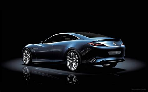 Mazda 6 4k Wallpapers by 2011 Mazda Shinari Concept 3 Wallpaper Hd Car Wallpapers