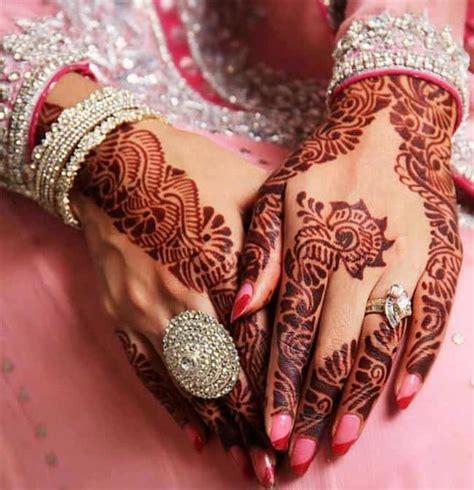 roundup  latest pakistani henna designs  sheideas