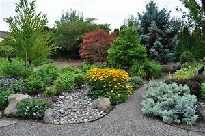 Sustainable landscaping portland oregon best practices for Garden plant design