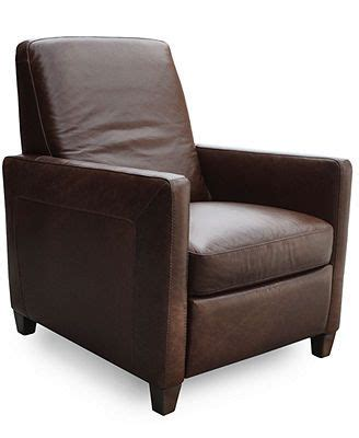 enzo leather recliner chair sale 599 kro home