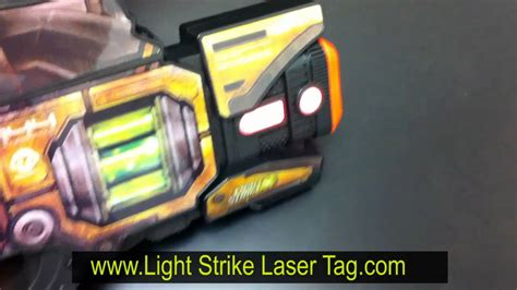 light strike laser tag light strike laser tag light strike striker 144 gun demo