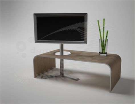 The multifunctional Buc coffee table and TV stand ? ideal