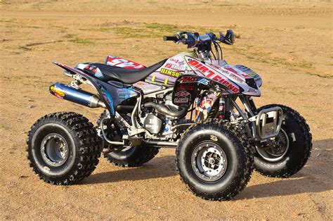Project Honda Trx450r: Back To The