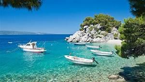 mediterranean beach wallpaper - Responsive