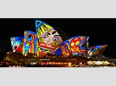 Artists In Motion Featured Project Vivid – Sydney