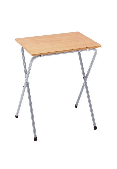 exmf4 four leg folding desk 121 office furniture