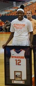 Shaq cheers for 'niece' on Syracuse women's basketball ...