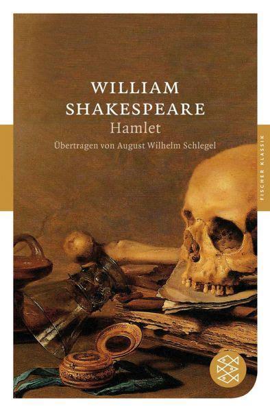 hamlet von william shakespeare als taschenbuch portofrei