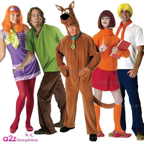 Scooby Doo Romper Costume scooby doo licensed mens