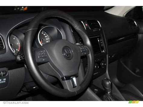 2011 Volkswagen Jetta Tdi Sportwagen Steering Wheel Photos