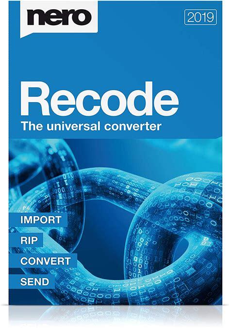 La aplicación nero recode 12 permite, como su propio nombre indica, la conversión de ficheros a distintos formatos. Nero Recode Review : Nero Digital Video Codec Page 3 Of 6 ...