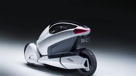 3 Wheel 2 Seat Car by Wallpaper Honda 3r C Concept Honda Three Wheeled