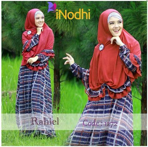 contoh baju muslim syari model