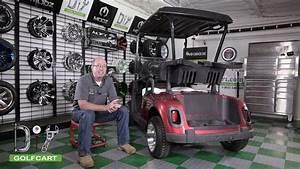Ezgo Rxv Gtw Rear Flip Seat Installation