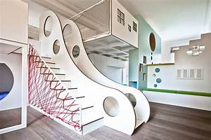 Indoor Rutsche Kinderzimmer : fantastically fun indoor slides ~ Bigdaddyawards.com Haus und Dekorationen